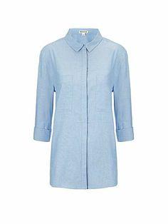 Whistles Skye Cotton Shirt