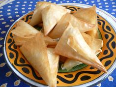 Nisia - Iles de toutes les mers: Cuisine grecque, Tiropitakia