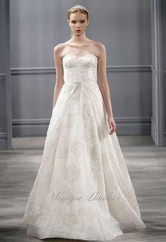 Monique Lhuillier Collezione abiti da Sposa 2014