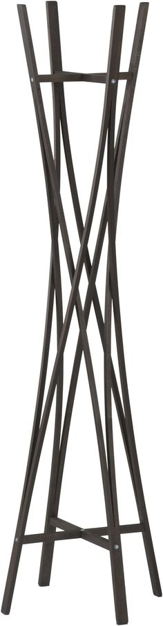 Zilli Coat Rack | Crate and Barre - $199, on sale $149. make out of bamboo for hot tub for free!