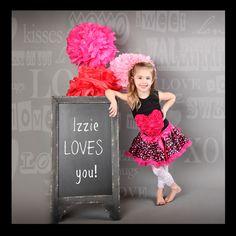 kids valentine mini session ideas - Google Search
