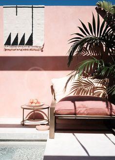 Mon Palmer and Bauwerk Colour Cali Dreaming - Malibu Lime Wash Paint