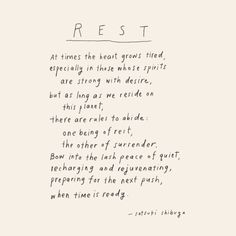 Please don't feed into the narrative that rest is for the weak. You always deserve rest and to take as much as you need. Words Quotes, Wise Words, Me Quotes, Motivational Quotes, Inspirational Quotes, Sayings, Wall Quotes, Pretty Words, Beautiful Words
