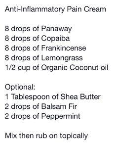 YL Essential Oil Pain Cream