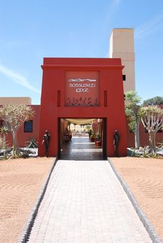 Sossusvlei Lodge Hotel