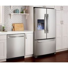 "Amana 36"" French Door Refrigerator"