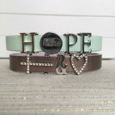 Faith, hope, and love!!  Digging the necklaces and all of their jewelry! Loving the layered looks and bracelets!