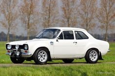 Ford Escort RS 2000 Mk1 Rally