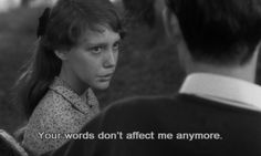 """Au hasard Balthazar"" by Robert Bresson, Au Hasard Balthazar, Robert Bresson, Movie Lines, Emotional Abuse, Film Quotes, Quote Aesthetic, Film Stills, Mood Quotes, How I Feel"