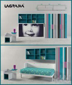 Детская мебель Lagrama