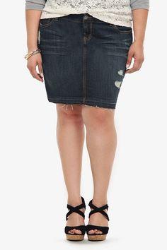 #torrid.com               #Skirt                    #Torrid #Denim #Destructed #Mini #Skirt #Bottoms    Torrid Denim - Destructed Mini Skirt   Bottoms                                http://www.seapai.com/product.aspx?PID=878465