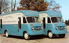 Minnesota Mobile Library Bookmobile Gerstenslager Truck Wooster Ohio No Wooster Ohio, Minnesota Historical Society, Mobile Library, Step Van, Library Services, Book Reader, New Hobbies, Minneapolis, Recreational Vehicles