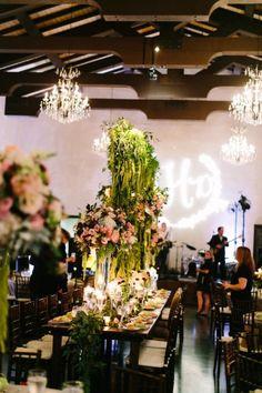 Garden Glam Austin Wedding At Ma Maison