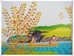 賴馬繪本《金太陽銀太陽》《十二生肖的故事》 - 閱讀繪本30天 - 樂多日誌