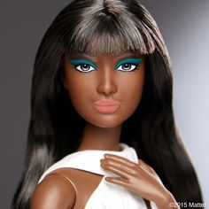 Barbie Gets a Makeover by Beauty Maestro Pat McGrath