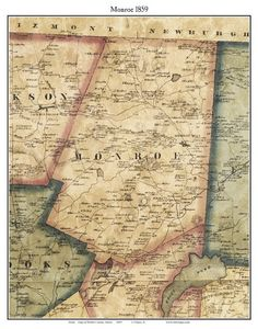Reproductions of historic maps, bird's eye views, and more. Custom Map, Old Maps, Birds Eye View, Family History, Old Town, Maine, Vintage World Maps, The Past, Gift Wrapping