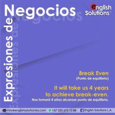 Expresiones de negocios2 English Tips, English Idioms, English Vocabulary Words, English Phrases, English Class, English Lessons, English Words, English Grammar, Learn English