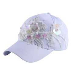 4781045397c Rhinestone Crystal Denim Snapback Baseball Hat