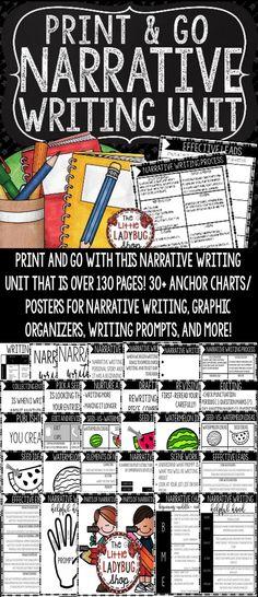 Narrative Writing Un