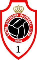 1880, Royal Antwerp F.C. (Antwerp, Belgium) #RoyalAntwerpFC #Antwerp #Belgium (L15716)