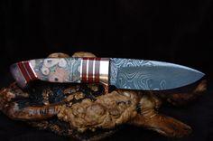 Custom Knives by Steve Nolte