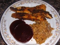 Crispy ChickenStrips    Here is a wonderful recipe from Elaine the Secret Chef!