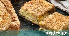 Ζύμη κουρού με γιαούρτι από την Αργυρώ Μπαρμπαρίγου | Φτιάξτε φανταστικές πίτες και πιτάκια με τη βασική συνταγή μου για σπιτική ζύμη κουρού