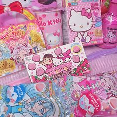 #aesthetic #japanese #japan #food #snacks #candy #hellokitty #sanrio #mymelody #anime #magicalgirl #mahoushoujo #precure #prettycure #pink #kawaii #cute #kawaiifashion #kawaiiaesthetic #jfashion #harajukufashion #可愛い #パステル #pastel #pastelaesthetic