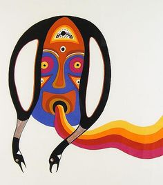 Jackson Beardy | Jackson Beardy Biography, Works of Art, Auction Results | Artfact
