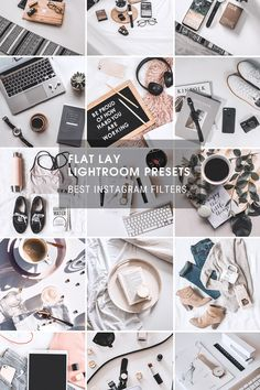 FLAT LAY Lightroom Presets MobileThese Flat Lay Presets are light and airy filters were created to brighten dull and dark flat lay images. You can make your flat lay photos more presentation and suitable for marketing in your social accounts.