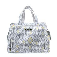 Finally a diaper bag I love... Shop Ju-Ju-Be - Be Prepared in Silver Ice, $180.00 (http://shop.ju-ju-be.com/be-prepared/)