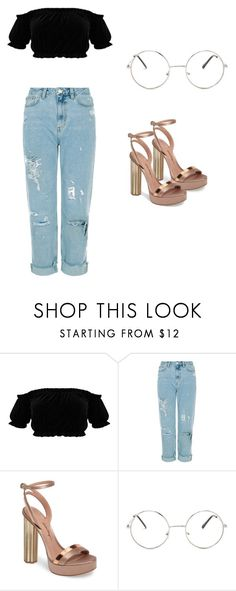 """idk"" by bodotami on Polyvore featuring Salvatore Ferragamo and Nasty Gal"