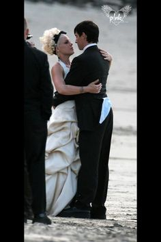 P!nk and Carey's weeding day #7!