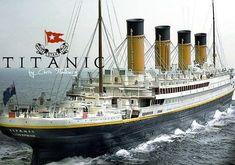 Rms Titanic, Titanic Boat, Titanic Photos, Titanic Ship, Titanic History, Titanic Movie, Belfast, Titanic Drawing, Carlisle