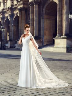Pronuptia cassini wedding dress... Love it