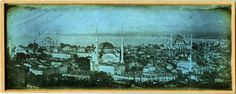 The Oldest Panoramas of Constantinople and Damascus, ca. 1843