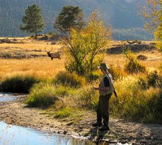 A Great Day for Fly Fishing in Glenwood Springs, Colorado! By Colorado Sands, via Flickr. #VisitGlenwood