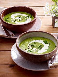Green Soup - 200 Calories