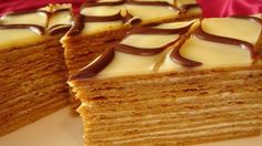 """Tort """"Medovik"""" fără unt – ușor și incredibil de gustos! - Bucatarul Waffles, Pie, Ethnic Recipes, Breakfast, Desserts, Food, Tiramisu, Torte, Morning Coffee"""