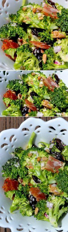 New Food & drink: Broccoli and Bacon Salad Recipe