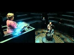 Harry Potter and the Deathly Hallows part 1 - Harry attacks Dolores Umbridge (HD) - YouTube