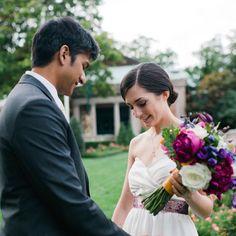Brides: An Intercultural Wedding At The Bronx Zoo | Modern Weddings | Real Weddings | Brides.com | Real Brides