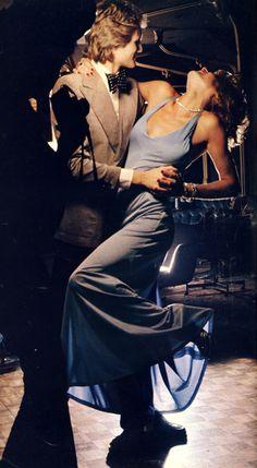 disco dance the night away