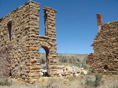 Elizabethtown, NM Ghost Towns - New Mexico Tourism - Haunted Places: Old Abandoned Mining Towns - New Mexico Tourism - Travel & Vacation Guide