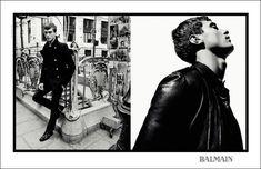 Balmain Fall/Winter 2013 Campaign