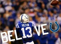 Ty Hilton and the Indianapolis Colts!