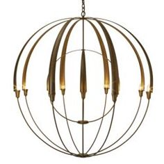 Double Cirque Large Scale Chandelier   Hubbardton Forge