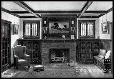 1923 Fireplace