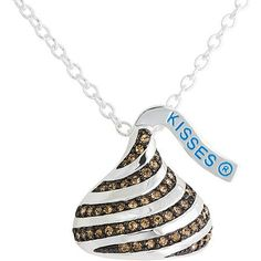 02e48ce109ed  RePin and Go  Win a Hershey s Kiss Crystal  Pendant!  FreebieFriday