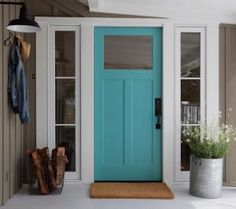 Best Feng Shui Colours for Your WEST Facing Front Door Colors